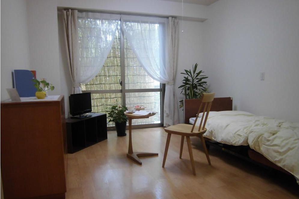 まどかさいたま新都心(介護付有料老人ホーム(一般型特定施設入居者生活介護))の画像(2)1F 居室イメージ