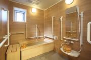 グランダ多摩川・大田(介護付有料老人ホーム(一般型特定施設入居者生活介護))の画像(7)1F 浴室
