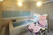 グランダ多摩川・大田(介護付有料老人ホーム(一般型特定施設入居者生活介護))の画像(8)1F 浴室