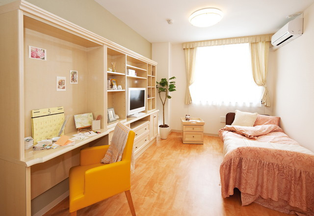 SOMPOケア ラヴィーレ越谷(介護付有料老人ホーム)の画像(11)居室 モデルルーム