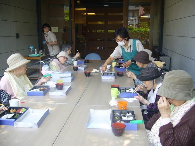 センチュリーシティ北浦和(介護付有料老人ホーム)の画像(12)イベント風景①