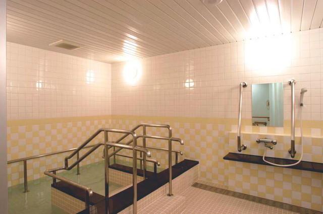 センチュリーシティ北浦和(介護付有料老人ホーム)の画像(9)一般浴室