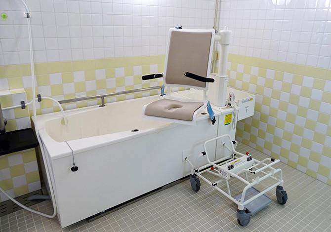 センチュリーシティ北浦和(介護付有料老人ホーム)の画像(10)個別浴室