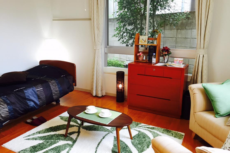 メディカル・リハビリホームまどか浦和領家(介護付有料老人ホーム(一般型特定施設入居者生活介護))の画像(2)居室イメージ