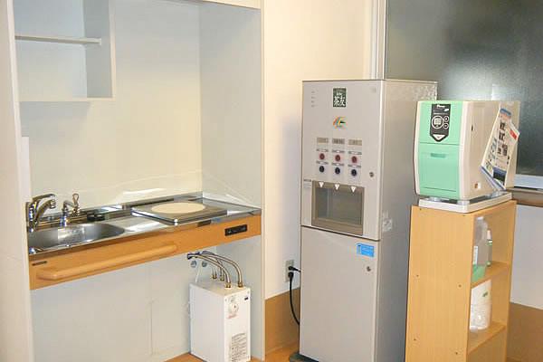 ココファン鴻巣(サービス付き高齢者向け住宅)の画像(3)共有キッチン