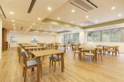 グレイプスフェリシティ戸塚(サービス付き高齢者向け住宅)の画像(7)食堂