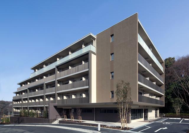 グレイプスフェリシティ戸塚(サービス付き高齢者向け住宅)の画像(2)外観