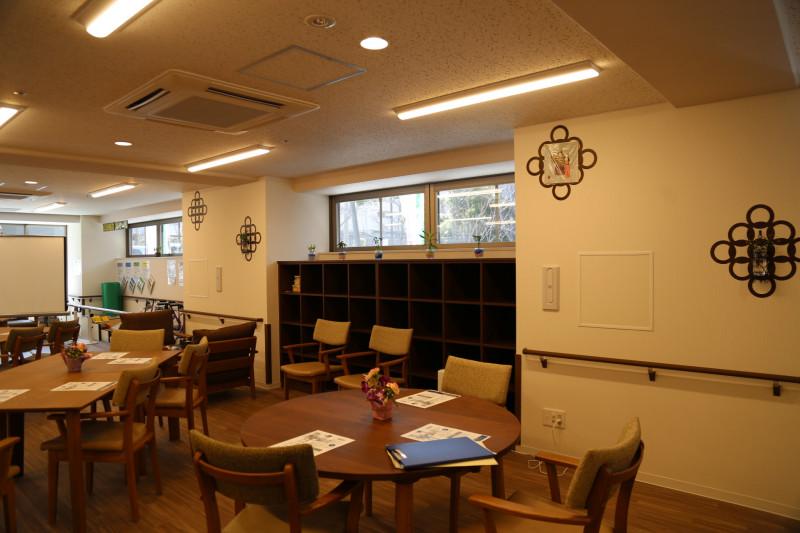 グレイプスフェリシティ戸塚(サービス付き高齢者向け住宅)の画像(4)デイサービス