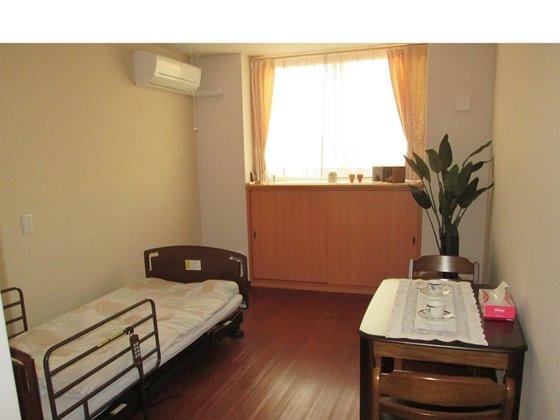 ル・レーヴ南浦和さくら館(介護付有料老人ホーム)の画像(3)居室