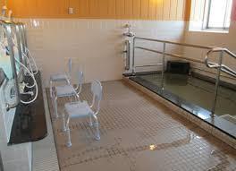 ル・レーヴ南浦和さくら館(介護付有料老人ホーム)の画像(4)一般浴室