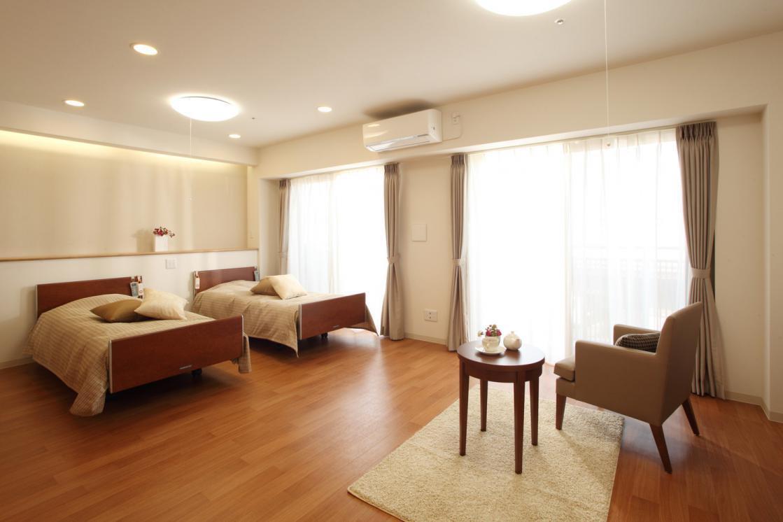 グランダ武蔵浦和(介護付有料老人ホーム(一般型特定施設入居者生活介護))の画像(3)居室イメージ