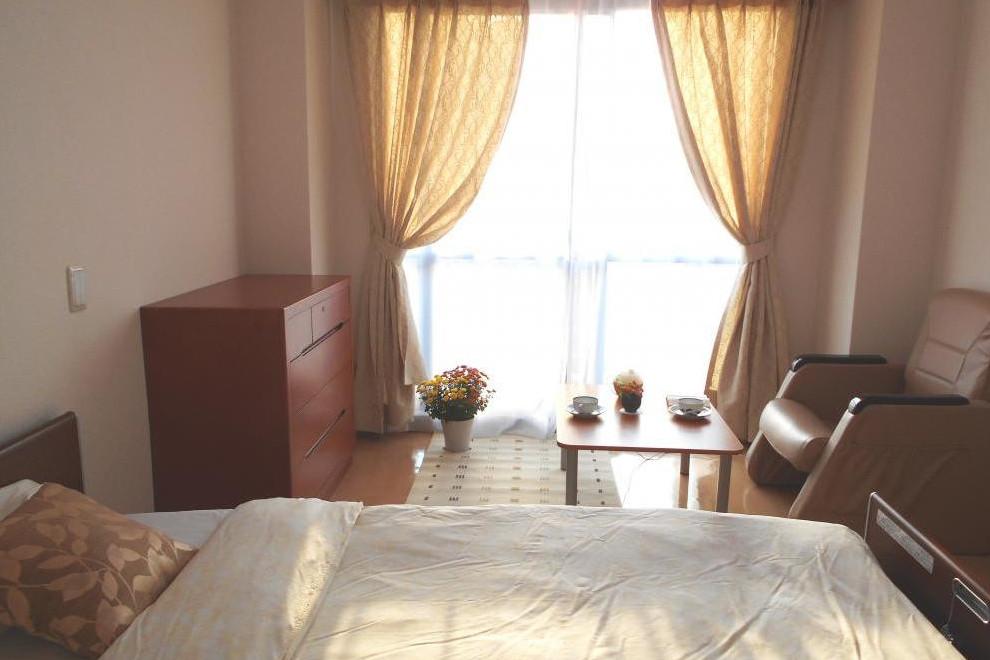 メディカルホームまどか武蔵浦和(介護付有料老人ホーム(一般型特定施設入居者生活介護))の画像(2)3F 居室イメージ