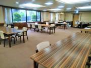 グッドタイムナーシングホーム・東浦和(介護付有料老人ホーム)の画像(9)1F食堂