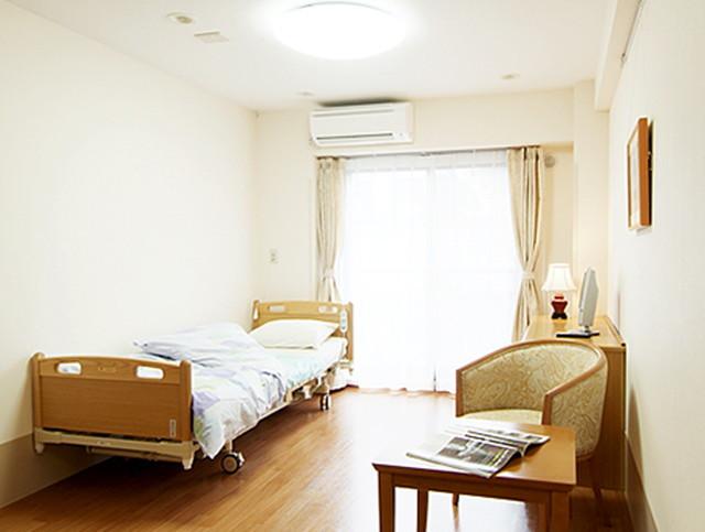 グッドタイムナーシングホーム・東浦和(介護付有料老人ホーム)の画像(8)モデルルーム