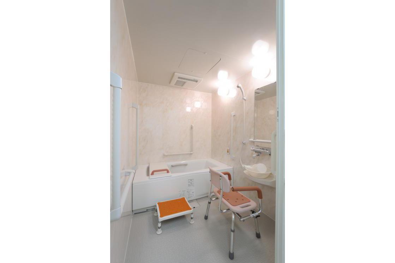 ボンセジュール南浦和(介護付有料老人ホーム(一般型特定施設入居者生活介護))の画像(7)3F 浴室