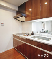 東急ウェリナ大岡山(介護付有料老人ホーム)の画像(8)キッチン