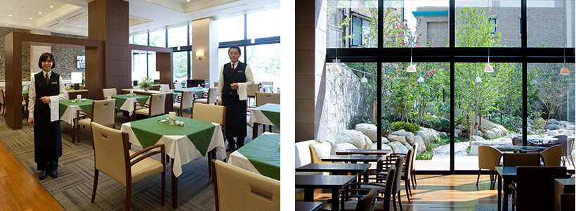 東急ウェリナ大岡山(介護付有料老人ホーム)の画像(12)食堂