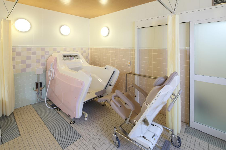 ここち多摩川・大田(介護付有料老人ホーム(一般型特定施設入居者生活介護))の画像(7)1F 浴室
