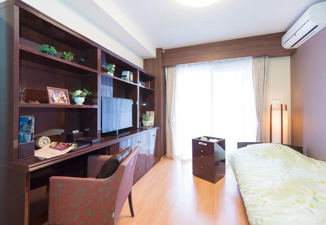 SOMPOケア ラヴィーレ狭山(介護付有料老人ホーム)の画像(4)居室