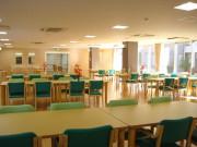 ベストライフ草加(介護付有料老人ホーム)の画像(14)食堂