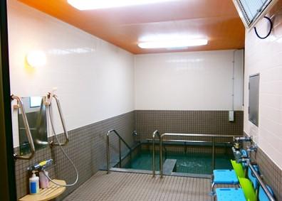 ル・レーヴ狭山(介護付有料老人ホーム(一般型特定施設入居者生活介護)/サービス付き高齢者向け住宅)の画像(6)大浴場
