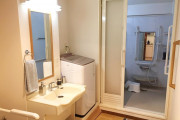 メディカル・リハビリホームボンセジュール草加(A2タイプ浴室イメージ)の画像