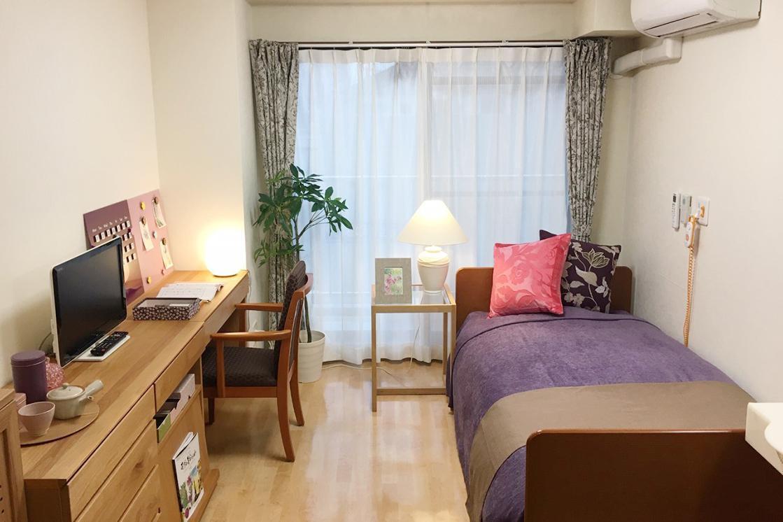 メディカル・リハビリホームボンセジュール草加(A1タイプ居室イメージ)の画像