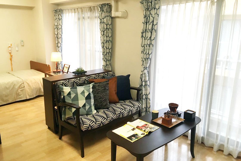 メディカル・リハビリホームボンセジュール草加(A2タイプ居室イメージ)の画像