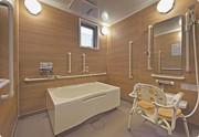 カーサプラチナ草加(介護付有料老人ホーム)の画像(12)浴室
