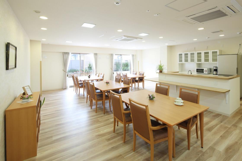 メディカルホームまどか草加(介護付有料老人ホーム(一般型特定施設入居者生活介護))の画像(5)