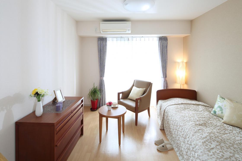 グランダ池上南(介護付有料老人ホーム(一般型特定施設入居者生活介護))の画像(2)4F 居室イメージ