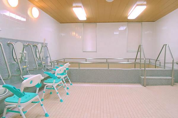 ココファン新座石神(サービス付き高齢者向け住宅)の画像(6)浴室2