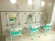 ココファン川口榛松(サービス付き高齢者向け住宅)の画像(4)浴室