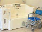 ココファン川口榛松(サービス付き高齢者向け住宅)の画像(7)特殊浴