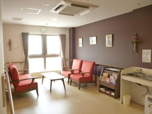 ココファン川口榛松(サービス付き高齢者向け住宅)の画像(8)フリースペース
