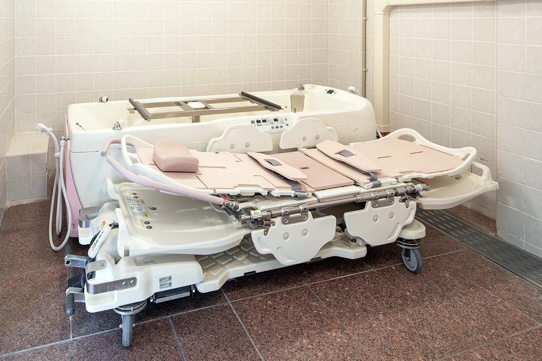 トラストガーデン東嶺町(介護付有料老人ホーム)の画像(12)機械浴室