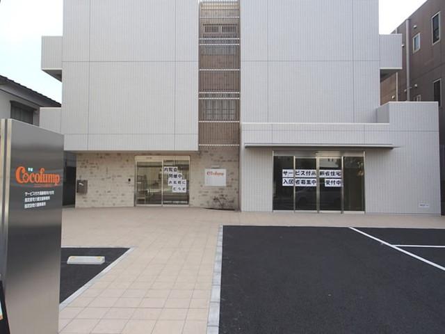 ココファン西川口(サービス付き高齢者向け住宅)の画像(1)外観