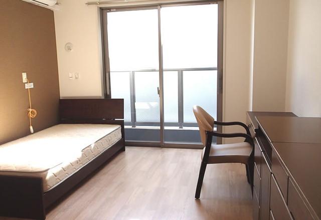 ココファン西川口(サービス付き高齢者向け住宅)の画像(2)居室