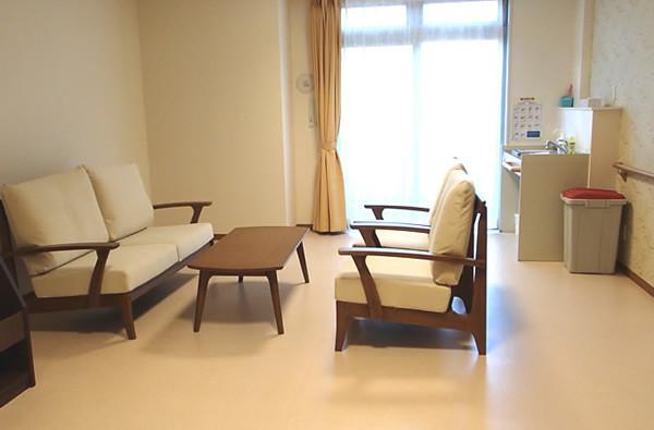 ココファン西川口(サービス付き高齢者向け住宅)の画像(3)共有スペース