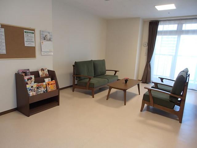 ココファン西川口(サービス付き高齢者向け住宅)の画像(7)共有スペース2