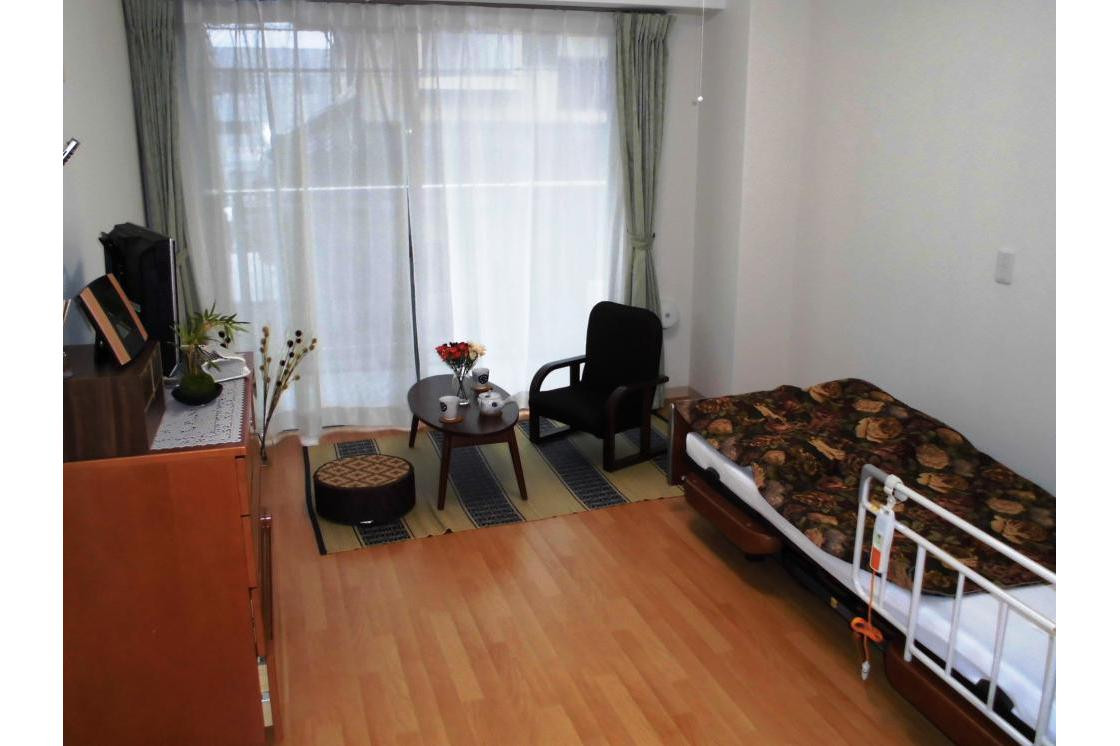 リハビリホームまどか川口本町(介護付有料老人ホーム(一般型特定施設入居者生活介護))の画像(2)2F 居室イメージ