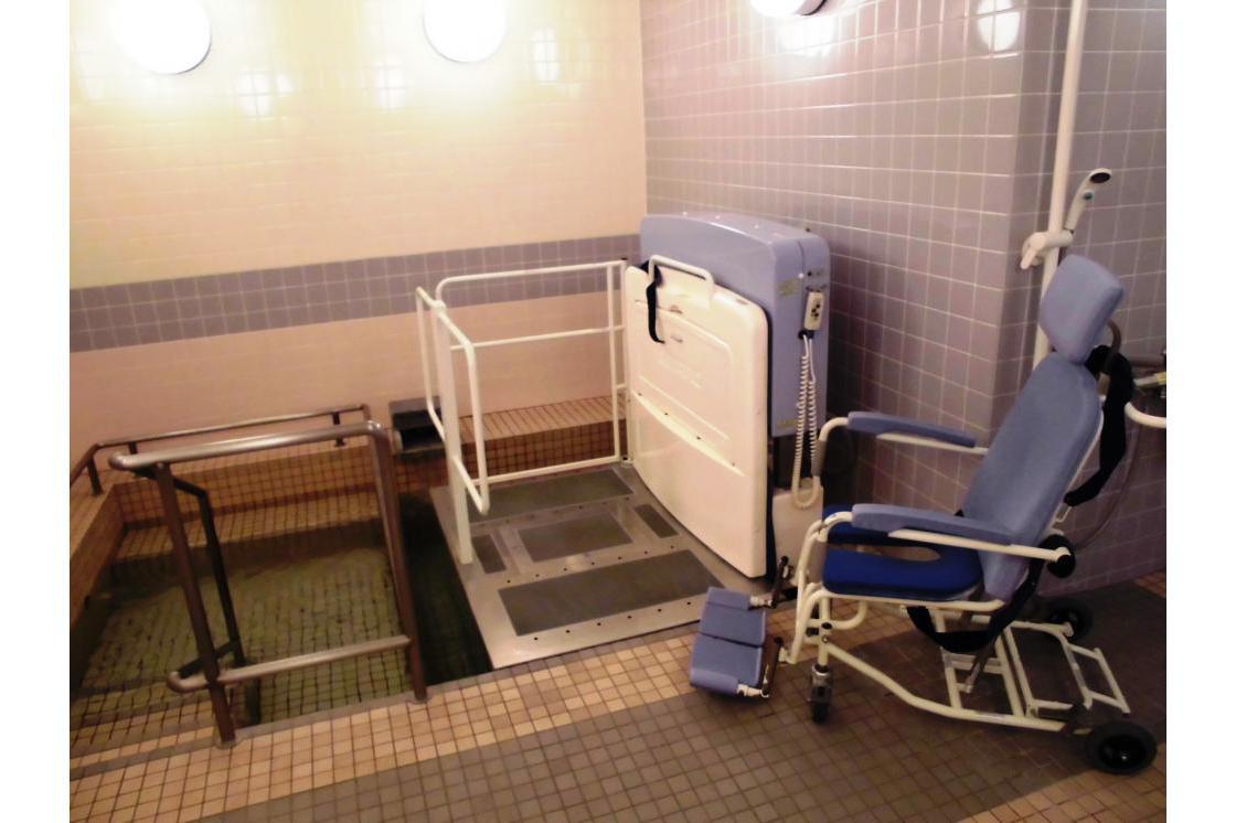 リハビリホームまどか川口本町(介護付有料老人ホーム(一般型特定施設入居者生活介護))の画像(3)1F 浴室