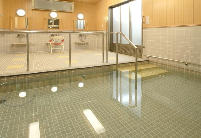 ソラスト川口(介護付有料老人ホーム)の画像(14)大浴場