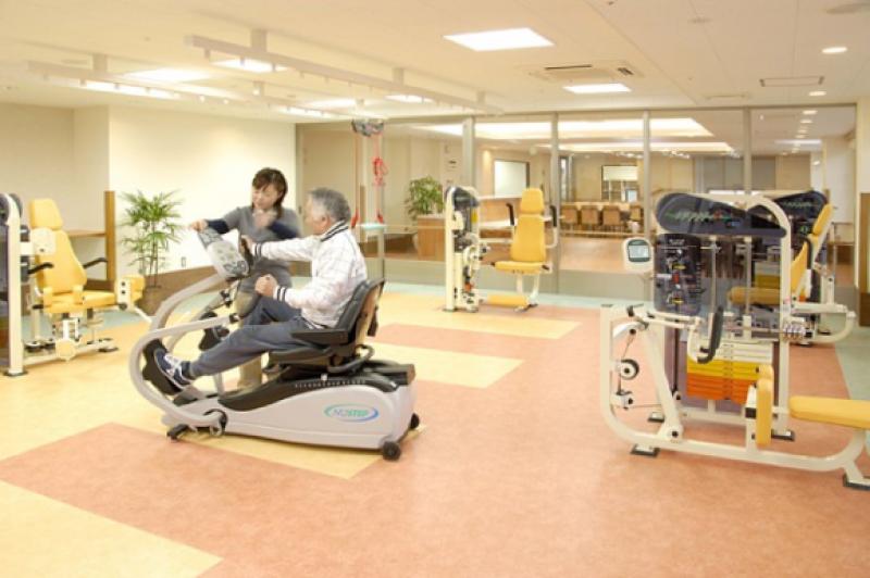 ソラスト川口(介護付有料老人ホーム)の画像(7)フィットネスルーム