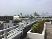 フェリオ多摩川(介護付有料老人ホーム)の画像(18)屋上