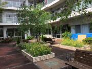 フェリオ多摩川(介護付有料老人ホーム)の画像(8)中庭