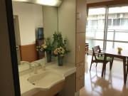 フェリオ多摩川(介護付有料老人ホーム)の画像(13)洗面化粧台