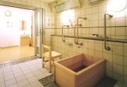 フェリオ多摩川(介護付有料老人ホーム)の画像(22)檜の個浴