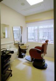 フェリオ多摩川(介護付有料老人ホーム)の画像(19)理美容室
