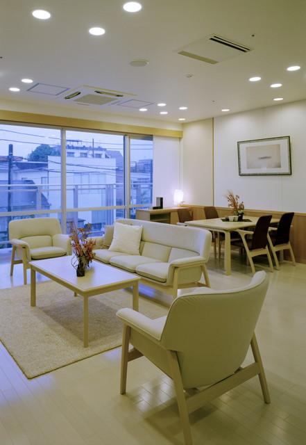 フェリオ多摩川(介護付有料老人ホーム)の画像(5)リビングルーム
